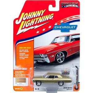 Chevy Impala 1968 Muscle Cars USA B 1/64 Johnny Lightning