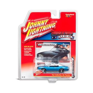 Mercury Montenego 1971 Muscle Cars USA B 1/64 Johnny Lightning
