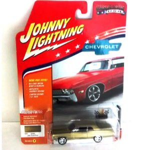 Chevy Impala 1968 Muscle Cars USA D 1/64 Johnny Lightning