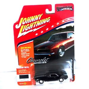 Chevy Camaro Z28 1967 Muscle Cars USA D 1/64 Johnny Lightning