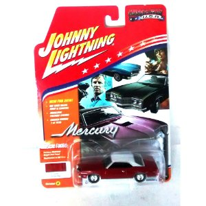 Mercury Montenego 1971 Muscle Cars USA D 1/64 Johnny Lightning
