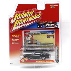 Ford Mustang 1965 Muscle Cars USA A 1/64 Johnny Lightning