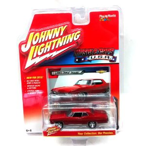 Chevy Impala 1968 Muscle Cars USA A 1/64 Johnny Lightning