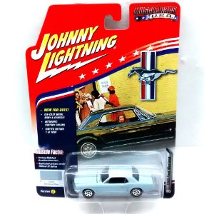 Ford Mustang 1965 Muscle Cars USA C 1/64 Johnny Lightning