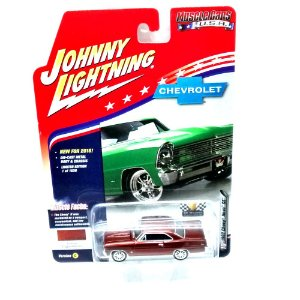 Chevy Nova SS 1967 Muscle Cars USA C 1/64 Johnny Lightning