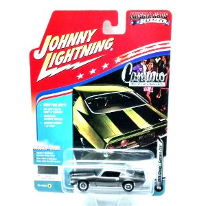 Chevy Camaro Z28 1970 Muscle Cars USA A 1/64 Johnny Lightning