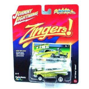 Chevy nomad 1957 Zingers! 1/64 D Johnny Lightning