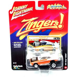 Chevy Malibu 1981 Zingers! D 1/64 Johnny Lightning