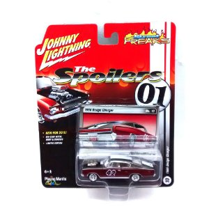 Dodge Charger 1966 The Spoilers 01 D 1/64 Johnny Lightning