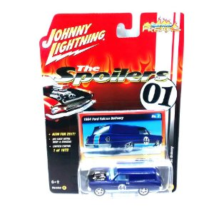 Ford Falcon Delivery 1964 The Spoilers 01 B 1/64 Johnny Lightning