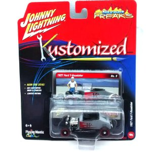 Ford T-Roadster 1927 Kustomized C 1/64 Johnny Lightning