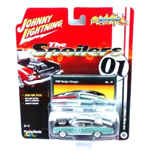 Dodge Charger 1966 The Spoilers 01 C 1/64 Johnny Lightning