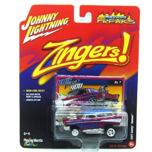 Chevy nomad 1957 Zingers! C 1/64 Johnny Lightning
