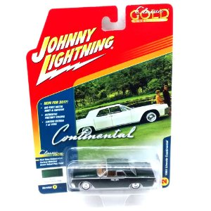 Lincoln Continental 1961 Classic Gold Collection B 1/64 Johnny Lightning