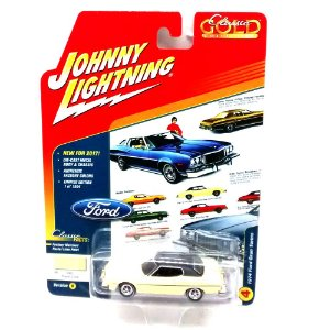 Ford Gran Torino 1974 Classic Gold Collection B 1/64 Johnny Lightning