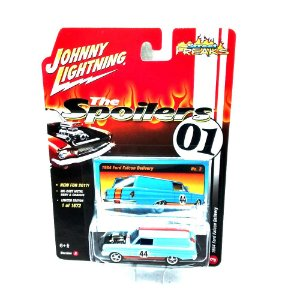 Ford Falcon Delivery 1964 The Spoilers 01 A 1/64 Johnny Lightning