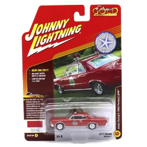 Blake Rainey's Pontiac GTO 1965 Classic Gold Collection A Johnny Lightning