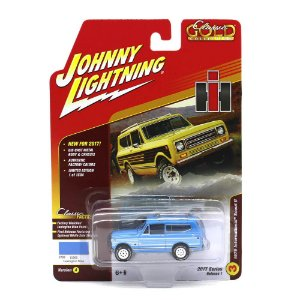 International Scout II 1979 Classic Gold Collection A 1/64 Johnny Lightning