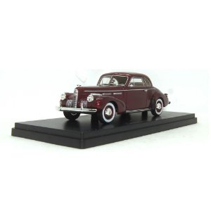 LaSalle Series 50 Coupe, Metallic red 1/43 Neo Scale Models