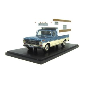 Ford F-100 Camper 1/43 Neo Scale Models