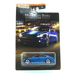 Mercedes-Benz CLS500 1/64 Matchbox Exclusivo Walmart