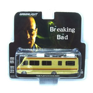 Fleetwood Bounder 1986 Breaking Bad 1/64 Greenlight