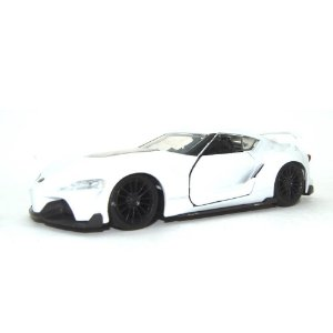 Toyota FT-1 Concept Branco JDM Tuners 1/32 Jada Toys
