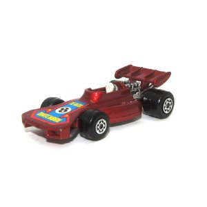 Carro de F1 1973 24 Team Matchbox 1/64 Matchbox