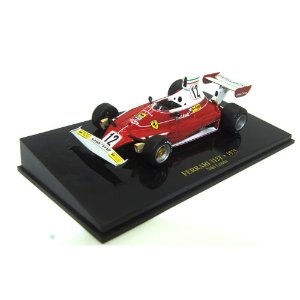 Ferrari 312T 1975 Niki Lauda F1 1/43 Ferrari Collection Eaglemoss