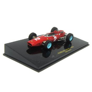 Ferrari 158 F1 1964 John Surtees 1/43 Ferrari Collection 14 Eaglemoss