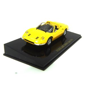 Ferrari Dino 246 GTS 1/43 Ferrari Collection 12 Eaglemoss