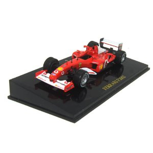 Ferrari F2002 F1 1/43 Ferrari Collection 4 Eaglemoss