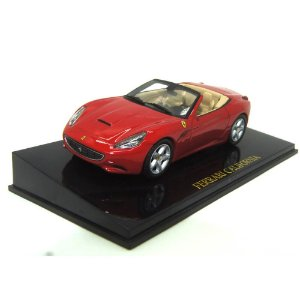 Ferrari California 1/43 Ferrari Collection 5 com DEFEITO
