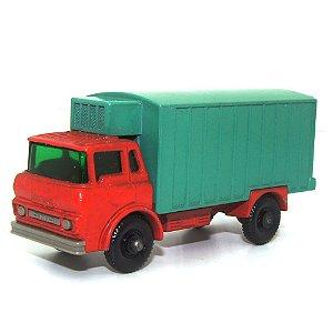 Refrigerator Truck N° 44 1/64 Matchbox Anos 60