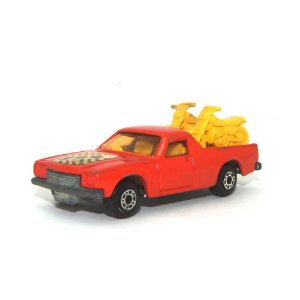Holden Pick-UP Nº 60 1/64 Matchbox Anos 70