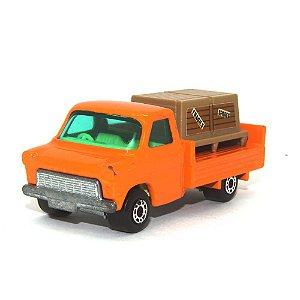 Ford Transit Nº 66 1/64 Matchbox Anos 70