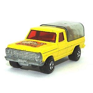 Wild Life Truck Nº57 Rola-matics 1/64 Matchbox Anos 70