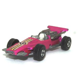 Formula 1 Racing Car Nº34 1/64 Matchbox Anos 70