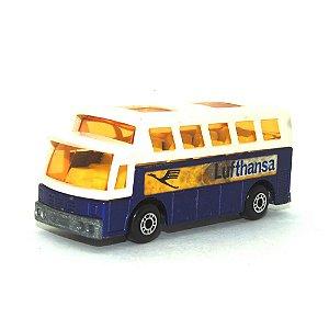 Airport Coach Lufthansa Nº65 1/64 Matchbox Anos 70