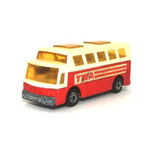 Airport Coach TWA Nº65 1/64 Matchbox Anos 70