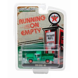 Ford F-100 1970 Texaco Running on Empty Série 4 1/64