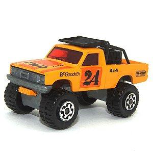 4x4 Open Back Truck Nº63 1/64 Matchbox Anos 70