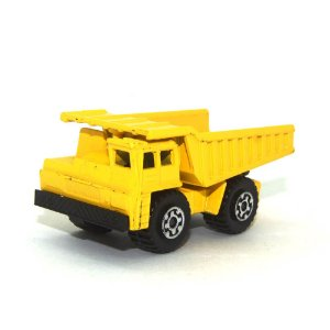 Faun Dump Truck Nº58 1/64 Matchbox Anos 70