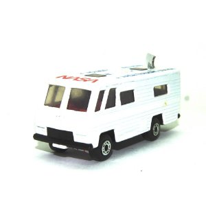 Nasa Tracking Vehicle Nº54 1/64 Matchbox Anos 70