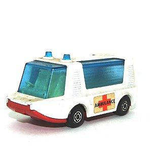 Stretcha Fetcha Ambulance Nº46 1/64 Matchbox Anos 70