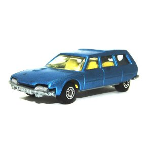Citroen CX Nº12 1/64 Matchbox Anos 70