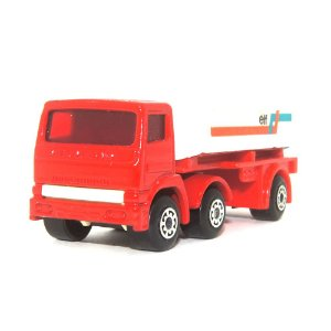 Petrol Tanker Nº14 1/64 Matchbox Anos 70