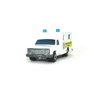 Ambulance Nº41 1/64 Matchbox Anos 70 B