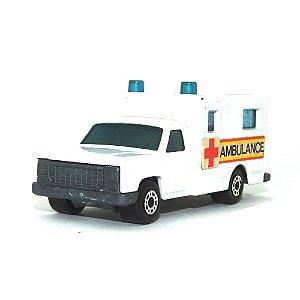 Ambulance Nº41 1/64 Matchbox Anos 70 A