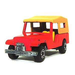 CJ-6 Jeep Nº53 1/64 Matchbox Anos 70